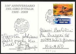 San Marino/Saint-Marin: Luigi  Ganna, 100° Giro D'Italia, 100th Giro D'Italia, 100ème Giro D'Italia - Cycling