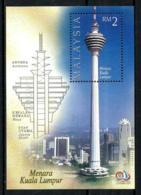 Malasia HB 15 En Nuevo - Malasia (1964-...)
