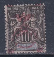 Nlle Calédonie N° 72 O  : Cinquantenaire Présence Française : 10 C.  Oblitération Légère Sinon TB - Gebraucht