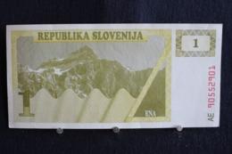 95 /  Slovénie, Republika Slovenija - 1 (Tolar),   /  N° AE90552901 - Slovénie