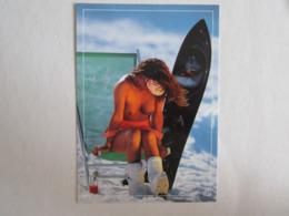 Femme Nue Nude  Pin-up Pin-ups Seins Nus - Pin-Ups