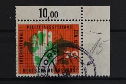 Deutschland (BRD), MiNr. 240, Ecke Rechts Oben, Gestempelt - BRD