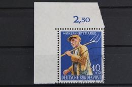 Deutschland (BRD), MiNr. 300, Ecke Links Oben, Gestempelt - [7] Federal Republic