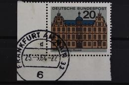 Deutschland (BRD), MiNr. 422, Ecke Links Unten, Gestempelt - BRD
