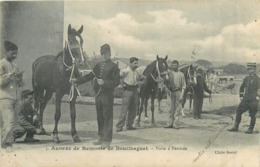 47 MIRAMONT  Annexe De Remonte De Bouilhaguet Visite à L'arrivée     2scans - Autres Communes