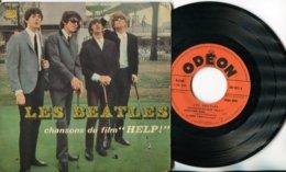 Beatles - EP Vinyle - Chansons Du Film Help - Collector's Editions