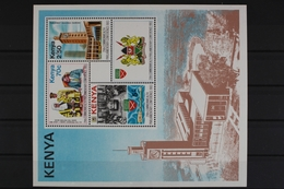 Kenia, MiNr. Block 20, Postfrisch / MNH - Kenya (1963-...)