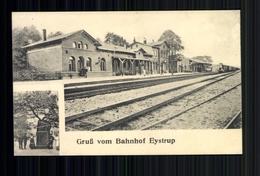 Eystrup, LK Nienburg, Bahnhof - Germany