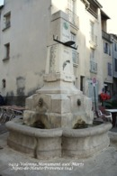 Volonne (04)- Monument Aux Morts (Edition à Tirage Limité) - Frankreich