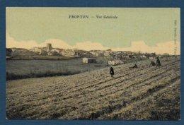 FRONTON - Vue Générale - Frankreich