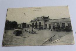 Saint Dié - Place De La Gare - 1907 - Saint Die