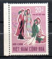 PRINTING ERROR: Inverted Yellow, & Preprinted Folding (please Read Description)  (208) - Vietnam
