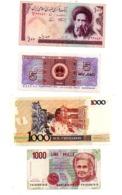 Lot 6-Lot De 8 Billets, Différents Pays, Différents états, Voir Scan - Banknotes