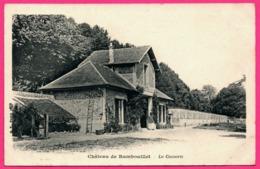 Château De Rambouillet - La Couverie - Animée - Edit. B.F. - Rambouillet