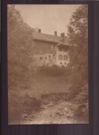 Photo ( 14 X 9.5 Cm ) Chateau D'Oex ( Suisse ?? ) - Lieux