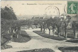 Seine Et Marne : Dammartin, Vue Prise De L'esplanade Du Chateau - France