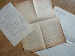 Raymond POINCARE (1860-1934) PRESIDENT De La REPUBLIQUE. Autographe - Autographes
