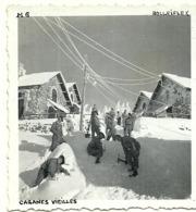 ( CABANES VIEILLES )( 06 ALPES MARITIMES ) ( MILITAIRES )( 1936 ) - War, Military