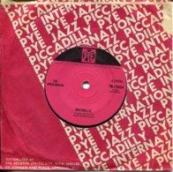 The Overlanders - 45t Vinyle - Michelle / Cradle Of Love - Disco & Pop