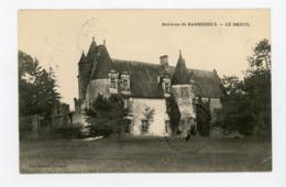 CPA: 16 - ENV. DE BARBEZIEUX - LE BREUIL - - France
