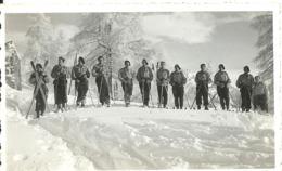 ( CABANES VIEILLES )( 06 ALPES MARITIMES ) ( MILITAIRES)( 1936 ) - War, Military