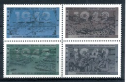 1992 CANADA SET MNH ** 1285/1288 - Nuovi
