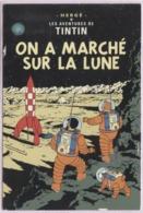 """CPM - Les AVENTURES De TINTIN - """"On A Marché Sur La Lune"""" - Edition Hergé/Moulinsart - Comicfiguren"""