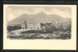 AK Rio De Janeiro, Palais Dom Pedro`s - Brasile