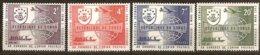 République Congo   1963 OCBn° 473-476 *** MNH Cote 2,10 € - République Du Congo (1960-64)