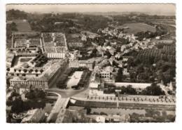 LUNEVILLE (54) - Vue Aérienne - La Place Des Carmes - Luneville