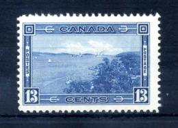 1938 CANADA N.198 MNH ** - 1937-1952 Regno Di George VI
