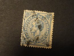 ESPAGNE 1876  IMPOT DE GUERRE  ALPHONSE XII - Impuestos De Guerra