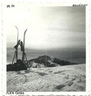 ( PLAN CAVAL  )( BREIL SUR ROYAT ) ( 06 ALPES MARITIMES ) ( 1936 ) - Places