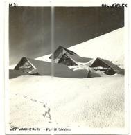 ( PLAN CAVAL  )( BREIL SUR ROYAT ) ( 06 ALPES MARITIMES )( LES VACHERIES) ( 1936 ) - Places