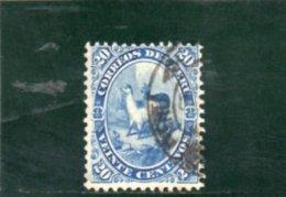 PEROU 1895 O - Peru