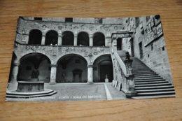 245-     FIRENZE, MUSEO NAZIONALE, CORTILE E SCALA DEL BARGELLO - Firenze