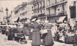 [49] Maine Et Loire > Cholet Le Marché Au Beurre - Cholet