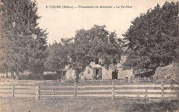 A-19-5302 :  COURS. PROMENADE DU DIMANCHE. LE PAVILLON. - Cours-la-Ville