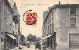 A-19-5309 :  COURS. GRANDE RUE. - Cours-la-Ville