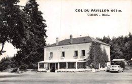 A-19-5311 :  COURS. HOTEL DU PAVILLON. JEAN DUPERRAY PROPRIETAIRE. - Cours-la-Ville