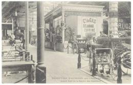 Cpa Avignon - Exposition 19070, Palais Des Papes - Grand Hall De La Galerie Des Machines - Avignon