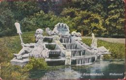 Omstr. Arnhem Velp Rosendaal Roosendaal Kasteel Rozendael Rozendaal Waterval Gelderland 1911 - Velp / Rozendaal