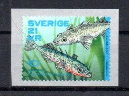 NORDEN 2018 Swerige Sweden Fish MNH - Gemeinschaftsausgaben
