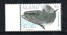 NORDEN 2018 Aland Fish MNH - Gemeinschaftsausgaben