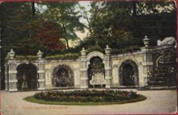 Omstr. Arnhem Velp Rosendaal Roosendaal Kasteel Rozendael Rozendaal Schelpengalerij Gelderland 1914 - Velp / Rozendaal