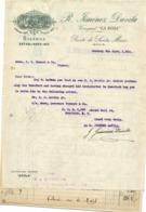 "Puerto De Santa Mariz R Jimenez Davila Vineyard "" LA ROSA"" Sheries Chicago 1893 St Louis 1904 31 1 1912 - Spagna"