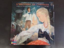 "33 T "" L'histoire De Coppelia "" - Kinderlieder"