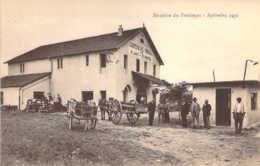 07 ARDECHE Réception Des Vendanges à La Cave Coopérative Vinicole De St JUST St MARCEL - Other Municipalities