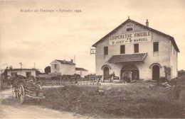 07 ARDECHE Réception Des Vendanges 1935 à La Cave Coopérative Vinicole De St JUST St MARCEL - Other Municipalities