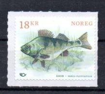NORDEN 2018 Norway Noreg Fish MNH - Emissions Communes